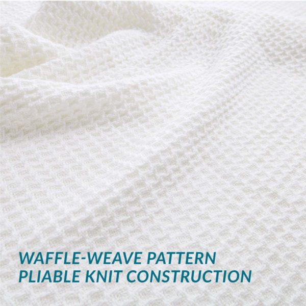 Premium Cotton Thermal Blanket 2