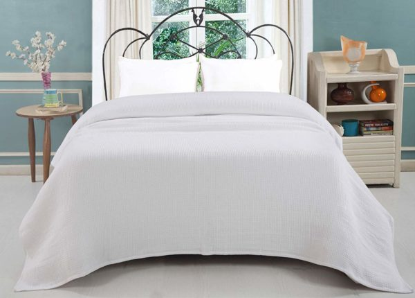 Premium Cotton Thermal Blanket 4