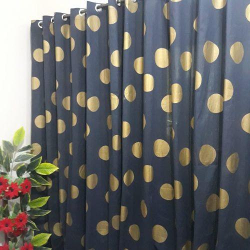 Window & Door Sunshine Block, Dust Proof Blackout Curtains