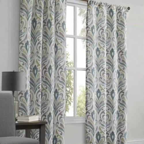 Window & Door Sunshine Box, Dust Proof Blackout Curtains 40X84 ( Set Of 2 Pieces )