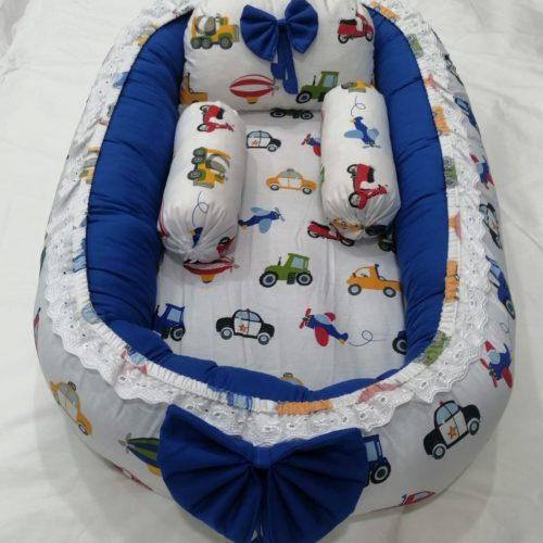 Car Design Baby Nest - 5 PCS