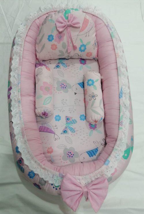 Fish Design Baby Nest - 5 PCS