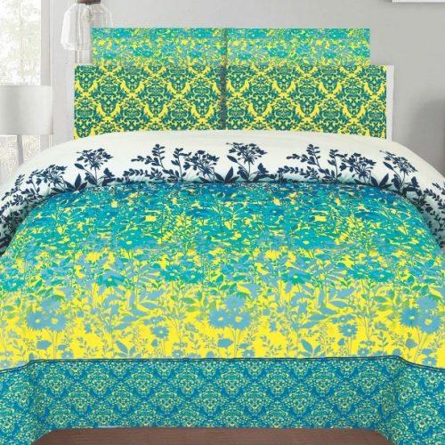 Yellow Green Bedding Sets