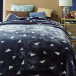 Grey Trigons Blankets 3