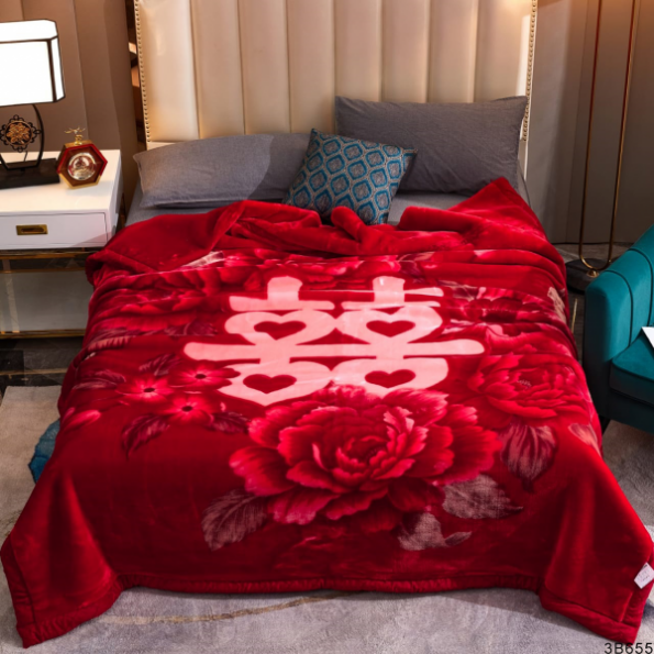 Red Roses Blankets 1