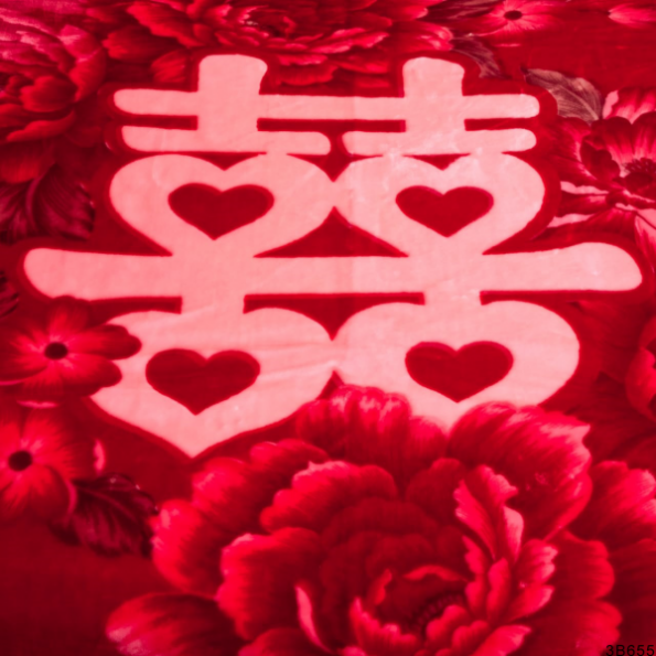 Red Roses Blankets 3