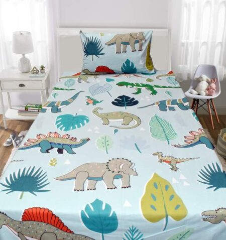 Wild Animal Kids Sheets