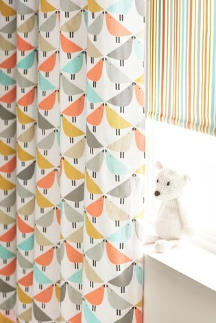 Baby Room Blackout Curtains
