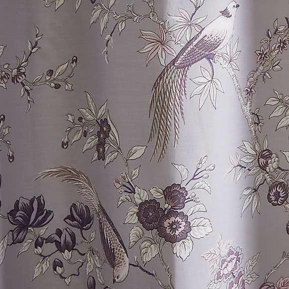 Greyish Blackout Curtains 1