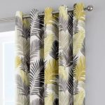 Leaf Blackout Curtains (3)