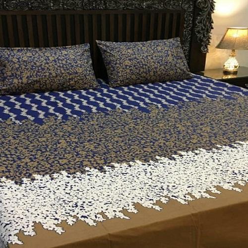 Multicolor Leaf Comforter Set