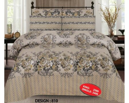 Brown Mud Comforter Set