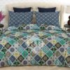 Multicolor Comforter Set