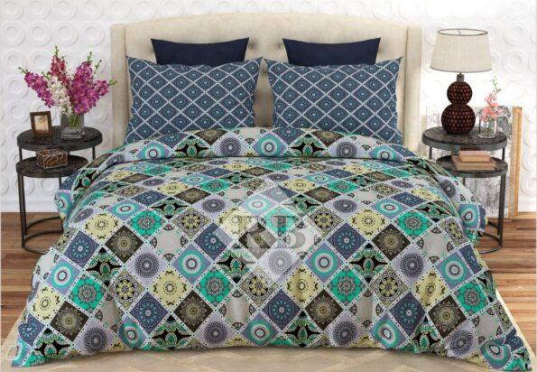 Multicolor Comforter Set