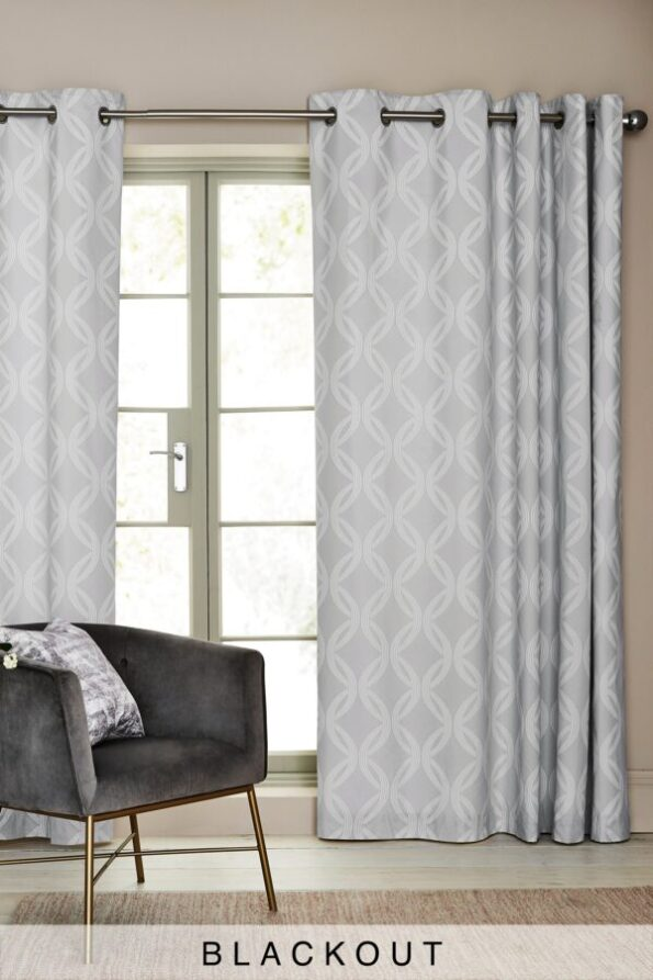 Linning Blackout Curtains 66 X 72 ( Set Of 2 Pieces )